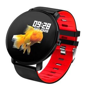 Image 3 - BINSSAW 2019  K9 Smart watch IP68 waterproof IPS Color Screen Heart rate monitor Fitness tracker Sports smartwatch PK CF58 K1