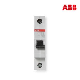ABB MCB breaker 1P 10A breaker MCB unipolar SH201-C10 olivieri легкое пальто