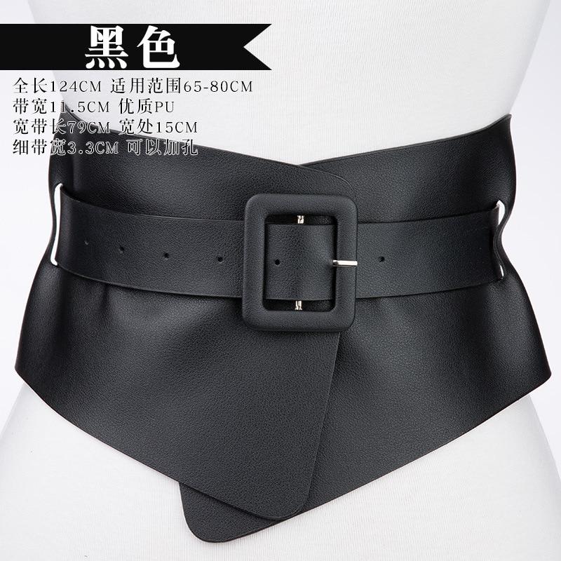 Лидер продаж, дизайнерские панк-готические ремни из искусственного материала для женщин, Стильный Эластичный пояс ceinture femme, 2 цвета, ремень, женская одежда, аксессуары - Цвет: 2