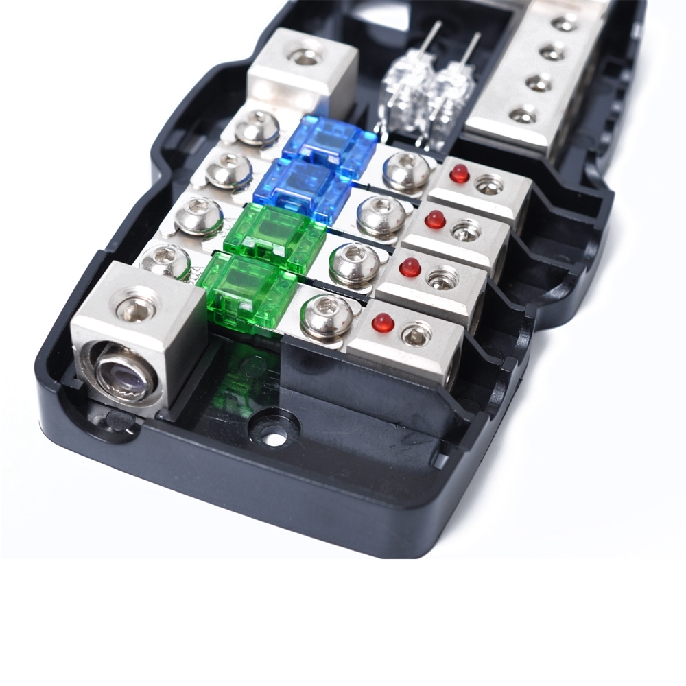 US $28.22 |Car Audio Stereo Distribution Fuse Block with Ground Mini on watch dogs box, breaker box, dark box, power box, four box, the last of us box, circuit box, switch box, ground box, style box, generator box, relay box, case box, layout for hexagonal box, clip box, meter box, junction box, cover box, transformer box, tube box,