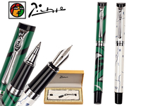 RollerBall Pen Or Fountain Pen 2 Colors To Choose Picasso 927 School And Office StationeryFree Shipping