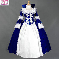 High end Custom Made Ladies Gothic Witch Victorian Halloween Lolita Dress Cosplay Costume Outfit Beauty Costume
