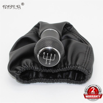For VW GOLF 3 MK3 VENTO 1992 1993 1997 1995 1996 1997 1998 T4 NEW 5 SPEED GEAR Shift KNOB WITH LEATHER BOOT