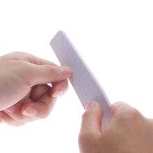 5Pcs Grey Grit Nail File Buffer Block Nail Art Sanding Buffer Files For Salon Manicure UV Gel Tips Washable Files Nail недорого
