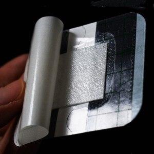 Image 5 - 10 adet 6X10 cm Su Geçirmez Yara Pansuman Bant Yardım Tıbbi Şeffaf Steril Bant Nefes Göbek Yapıştır Banyo bant yardımcıları Bandaj