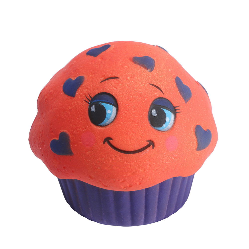 Colour Change Cupcake Squishy 11