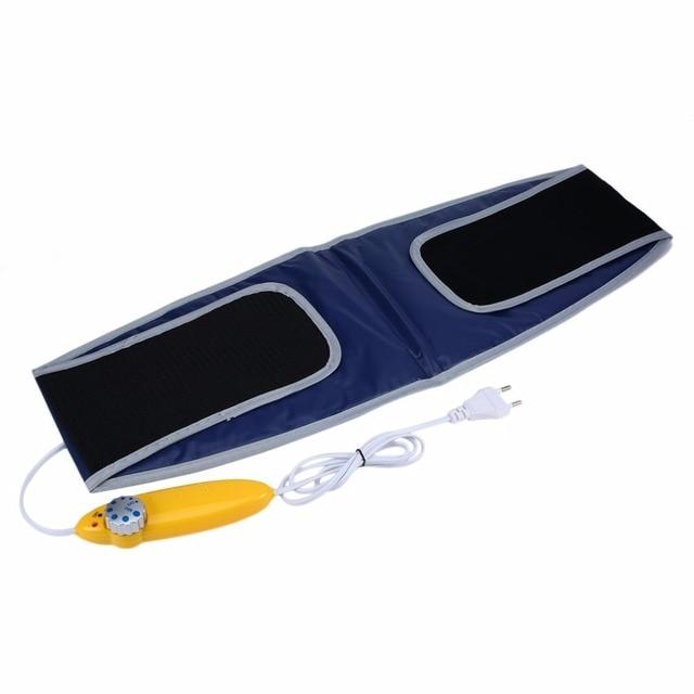 Heating Beauty Slimming Belt Health Care Body Tummy Waist Sweat Massager Massage Sauna Exercise Wrap Belts Fat Cellulite Burner 4