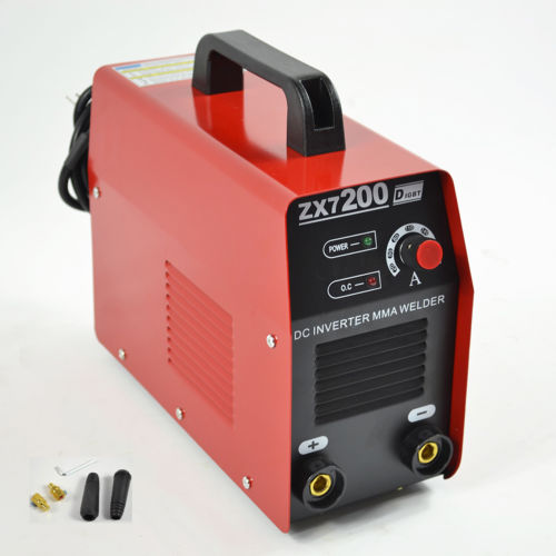 цена на 220V IGBT ZX7-200 DC INVERTER MMA ARC WELDING MACHINE AOFENG FIT USA USE NEW