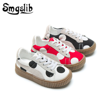 Children Sneaker Girls Kids Sports Shoes 2019 Spring Autumn Casual sneakers High