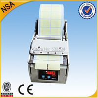 2016 Free shipping KNOKOO X 100 electronic label dispenser, label stripping machine, 5 100mm width, 250mm max. dia., new arrival