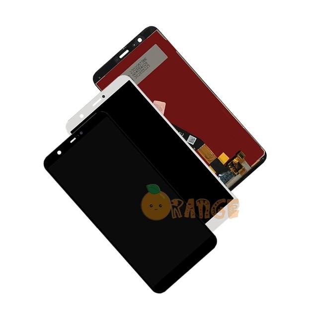 """5.65 """"lcdディスプレイhuawei社ノヴァlite 2 FIG L21 FIG LA1 (ないhuawei社ノヴァ 2 lite) モニターデジタイザのタッチスクリーンセンサーボード"""