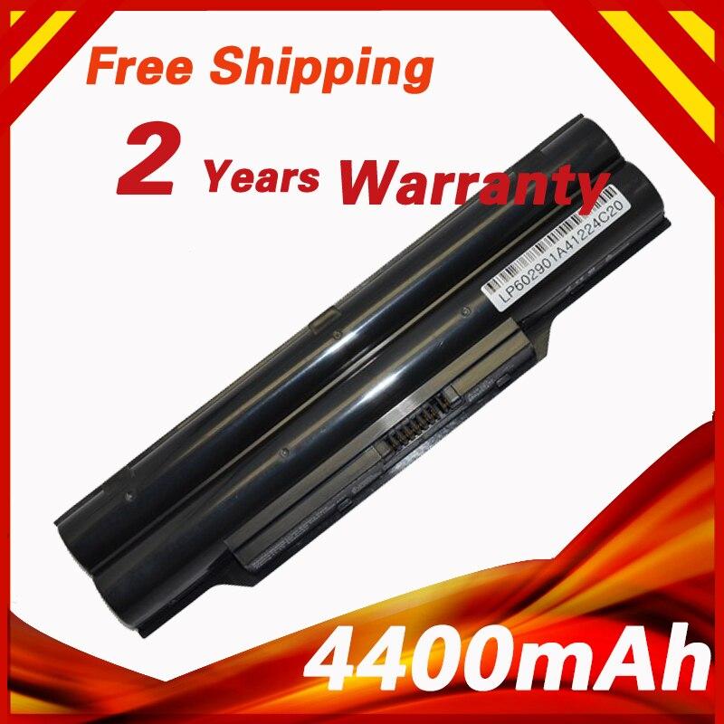 Laptop Battery BP250 FPCBP250 FPCBP250AP FPCSP274  For Fujitsu LifeBook A530 LH530 LH520 A531 AH531 LH531 LH52/C LH701