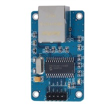 New Arrival ENC28J60 Ethernet LAN Network Module Schematic For Arduino STM32 51 AVR