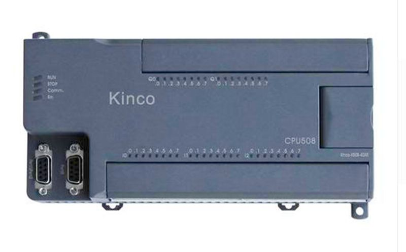 New Original KINCO K508-40AX PLC CPU AC85-265V power supply 24DI 12DO relay+4DC24V new kinco k504 14dr plc cpu dc21 6 28 8v power supply 8di 6do relay