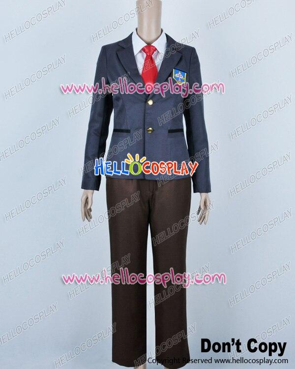 Бесплатно Iwatobi клуб Косплэй Нагиса Hazuki Рей Ryugazaki равномерное костюм красный галстук H008