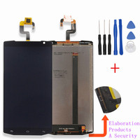 For Oukitel K10000 K 10000 LCD Display Touch Screen Mobile Phone Lcds Digitizer Assembly Replacement Parts