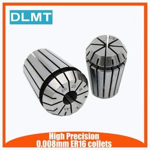 Image 3 - 1PCS  ER16 collets High Precision 0.008mm accuracy 1mm 10mm ER16 Spring Collet Suitable for ER Collet Chuck Holder