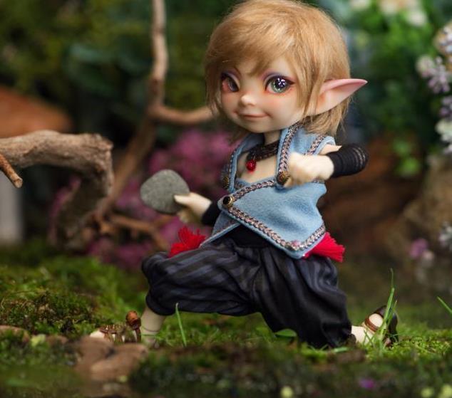 stenzhorn Bjd dolls fairyland RealFeeToki Basi Human Free Eye