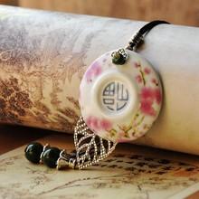 Ceramic Necklace Jewelry