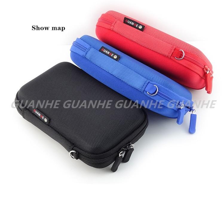 GUANHE 2.5 inch SSD HDD Kabel Organisator Tas USB Flash Drive Opslag - Externe opslag - Foto 4