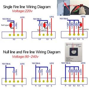 Image 3 - Interruptor táctil para luz con WiFi para el hogar, interruptor táctil para luz de pared con 1/2/3 entradas, estándar europeo, para Google Home, Alexa y Control por voz