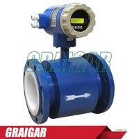 Flow Meter Electromagnetic Flow Meter Water DN150mm