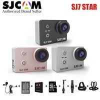 Original SJCAM SJ7 STAR Wifi Action Camera Yi 4k GYRO Touch Screen Ambarella A12S75 30M Waterproof