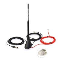 Eightwood DAB antenna per Auto radio DAB + e analogico digitale AM/FM radio frequenza, FME