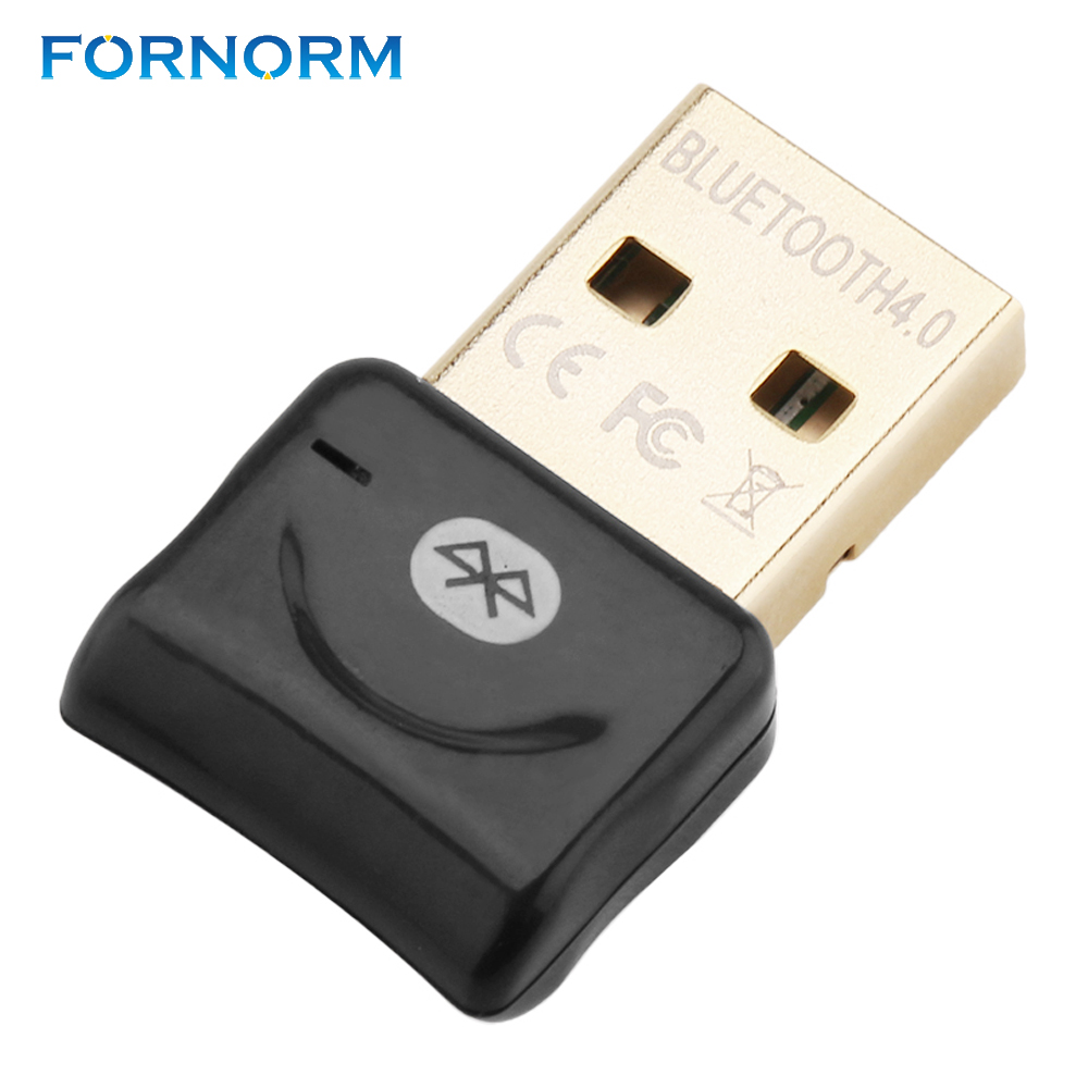 Tragbares Audio & Video Funkadapter Fornorm Mini Usb Bluetooth V4.0 Dual Mode Drahtlose Dongle Csr 4,0 Adapter Audio Transmitter Für 32 64 Bit Windows/vista/7/8/10