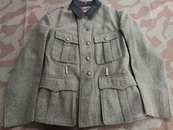 EMD   M36 Jacket Combat uniform Wool