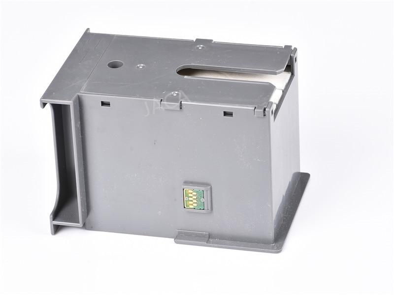 T6170 Original Maintenance Tank For Epson WF-4630 WF-4640 WF-5110 WF-5190 WF-5620 WF-5690 waste ink tank t7911 refill ink cartridge for epson wf 4630 wf 4640 wf 5110 wf 5620 empty cartridge for epson t7911 t7914 for europe area