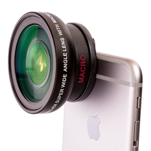 YIXIANG NEW HD 37MM 0.45x Wide Angle Lens with Macro Lens for Canon Nikon Sony Pentax 37MM DSLR Camera