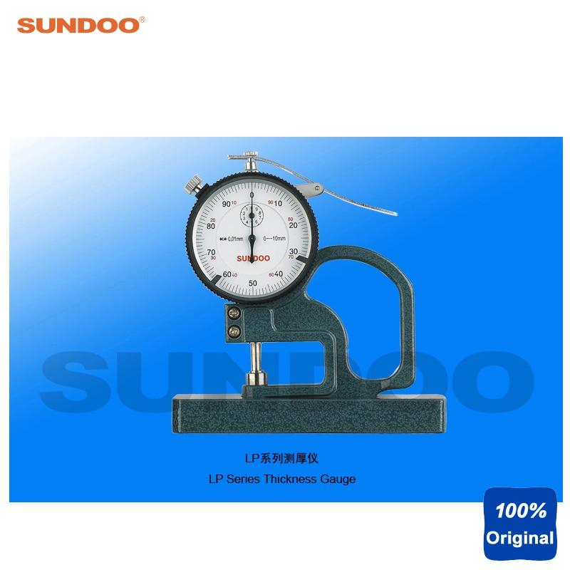 Sundoo LP-5710 Pointer Percent Thickness Gauge Tester MeterSundoo LP-5710 Pointer Percent Thickness Gauge Tester Meter