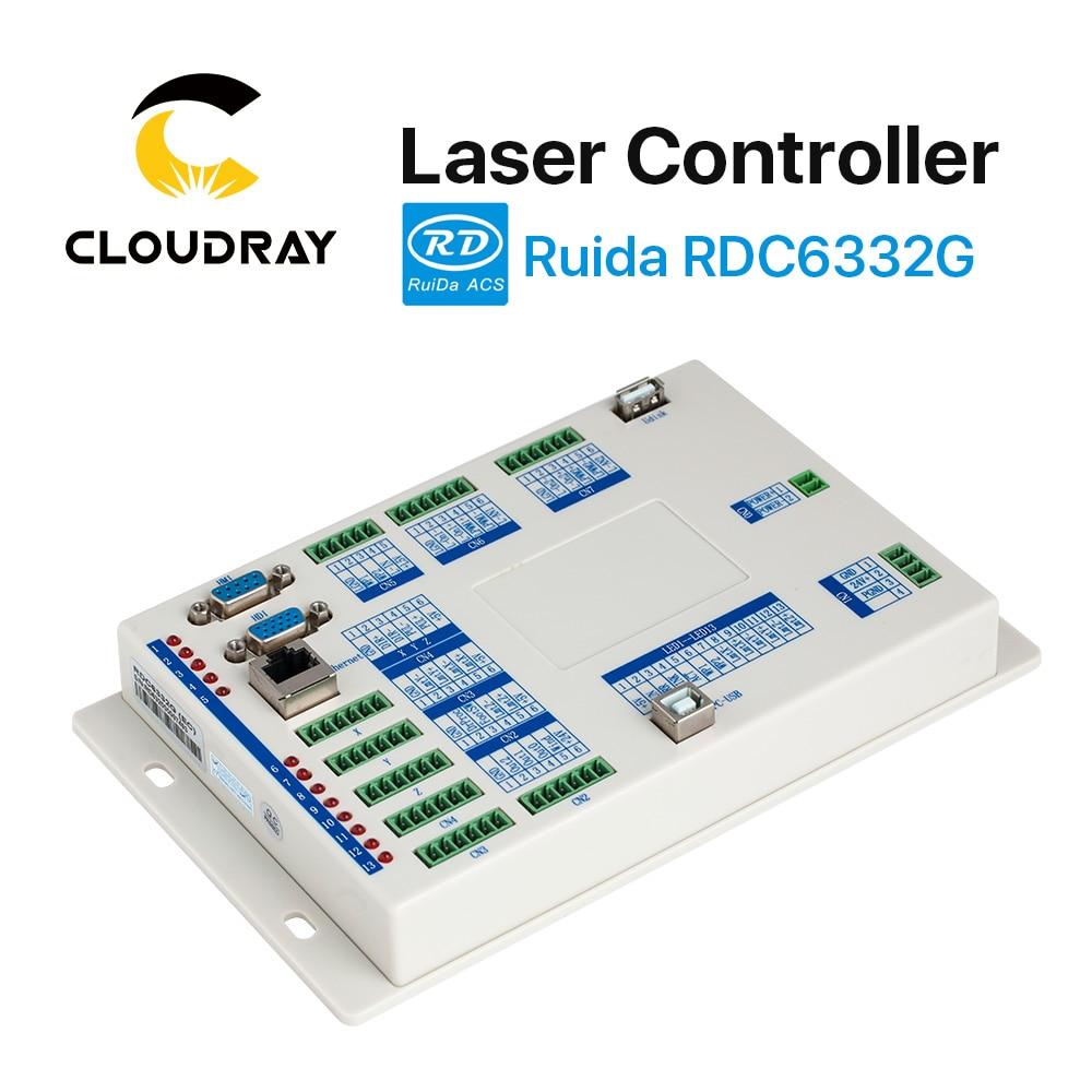 Cloudray Ruida RD RDC6332G 6332M Co2 lézer DSP vezérlő - Famegmunkáló gépek alkatrészei - Fénykép 4