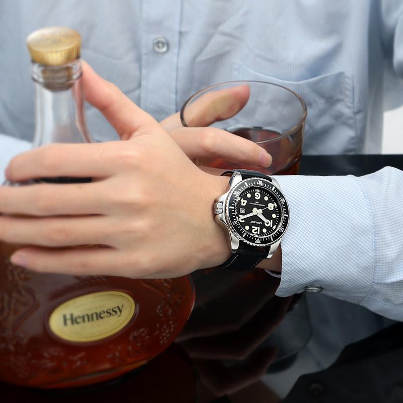 role classic design quartz watch for men  (8)
