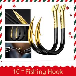 10 шт./лот рыболовные крючки рыбалка интимные аксессуары поставки приманки для карпа снасти колючей цветной вольфрам сплав 15 Размеров
