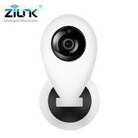IP Camera HD 720P IR Cut Wifi Mini IP Camera Indoor Smart P2P Baby Monitor Two