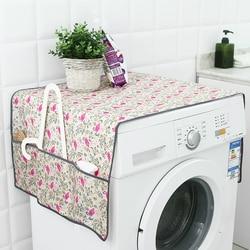 BAKINGCHEF osłony na pralkę do domu domowy lodówka wodoodporny Organizer do czyszczenia akcesoria hurtowe akcesoria do przekładni w Pokrowce na pralki od Dom i ogród na