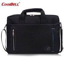 COOLBELL Hot 17,3 Zoll Laptop-tasche Schutzhülle Tasche Abdeckung schlinge fall Ultrabook Handtasche Notebook Aktentasche umhängetasche-FF