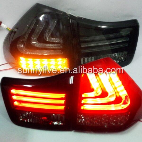 RX300 RX330 RX350 herrier Kluger для Lexus светодио дный задний фонарь 04-09 год дым