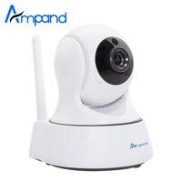 Marlboze HD Wireless Security IP Camera WifiI Wi Fi R Cut Night Vision Audio Recording Surveillance