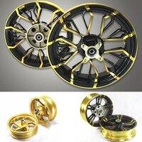 Motorcycle Forward + Post Wheels Rims For HONDA GROM MSX125 MSX125SF