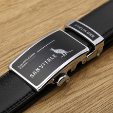 2017 new Brand men's fashion Luxury belts for men genuine leather Belts for men designer belt cowskin high quality free shipping
