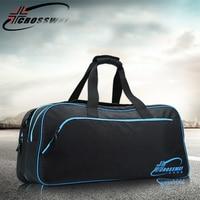 CROSSWAY сумка ракетки для бадминтона большая емкость волейбол обувь Баскетбол аксессуары высокого качества 2205