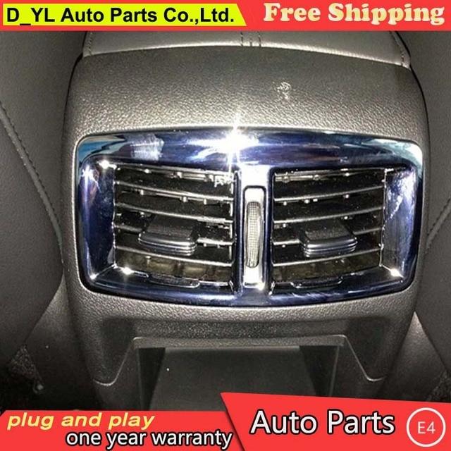 & T auto styling voor Peugeot 3008 interieur chrome trim onderdelen ...