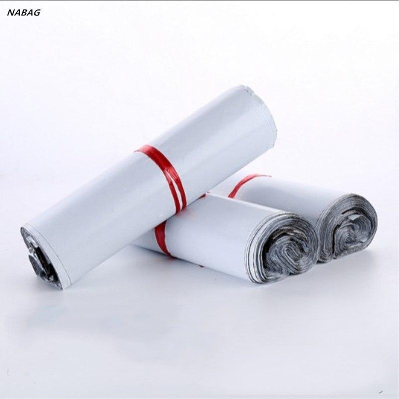 Buste in Plastica per Spezione Grey Nero Richiudibile Forte Imballaggio Postale