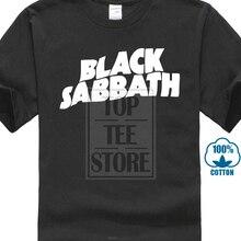 512030fe9c 2017 Mais Novo Camiseta Black Sabbath Heavy Metal Rock Ozzy Osbourne  Verschiedene Farben Projeto dos homens