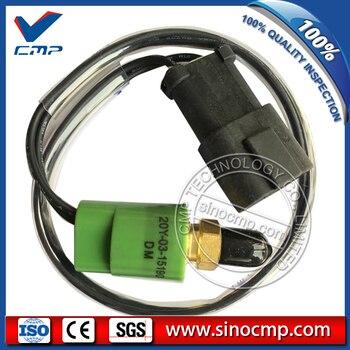 PC300LC-5 PC400-5 экскаватор Давление переключатель 20Y-06-15190