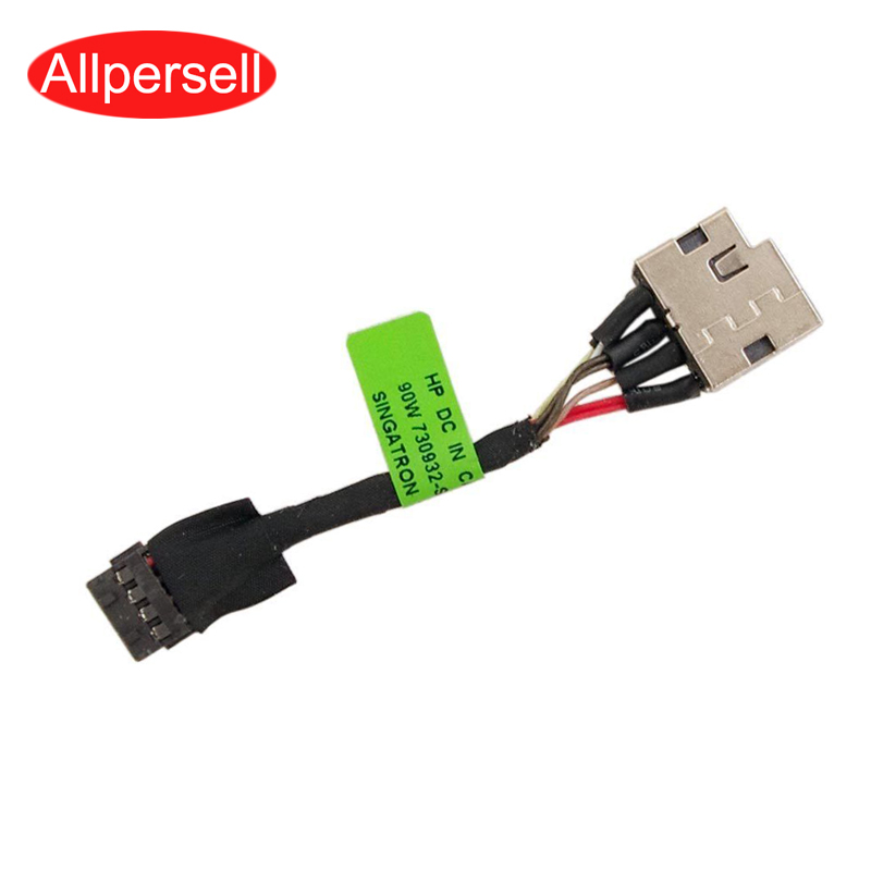 Back To Search Resultscomputer & Office Laptop Dc Power Jack Cable Charging Wire Cord For Hp Pavilion 15-no20tx 15-3000 15-n000 15-n100 15-n200 15-n Series 730932-sd1 Activating Blood Circulation And Strengthening Sinews And Bones