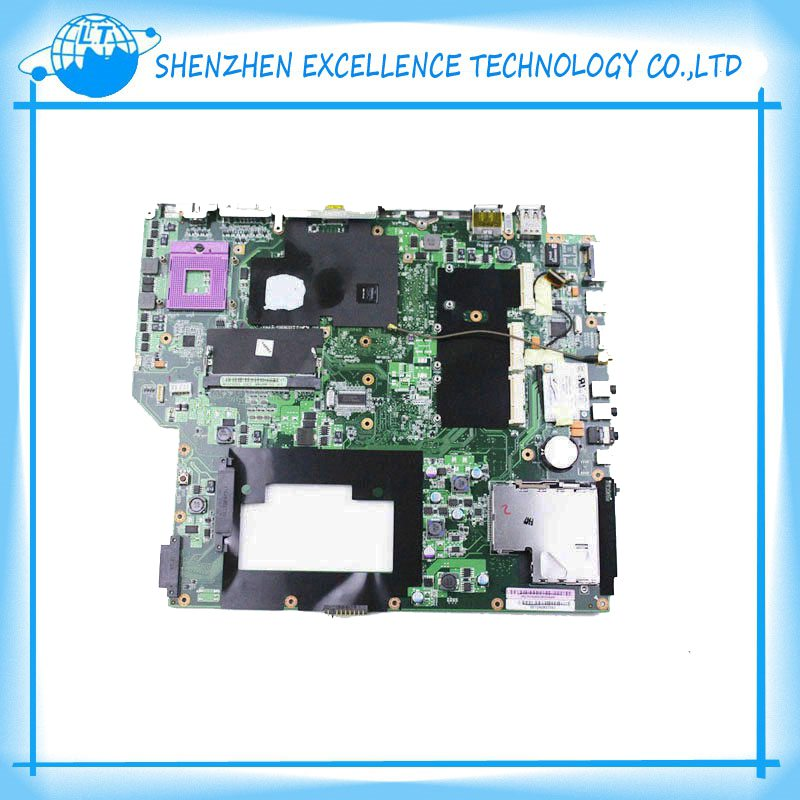 все цены на  Original Laptop Motherboard for ASUS A7S A7SV main board  fully tested perfect free shipping  онлайн